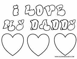 Small Picture Happy Birthday Dad Printable Coloring Pages Coloring Home