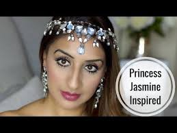 disney s princess jasmine makeup tutorial disney x mac princess jasmine makeup tutorial you