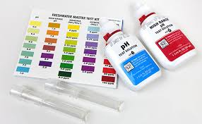 Saltwater Test Kit Chart The Beginners Guide To Aquarium Test Kits And Which Is Best