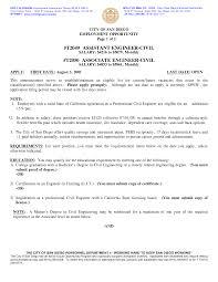Cover Letter For Civil Engineering Job Fresher Cover Letter