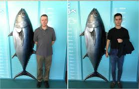 Tuna Fish Size Chart Japan 7 17th October 2017 Andrew Griffin Sport Fishing