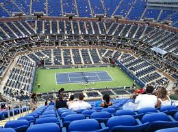 Us Open Arthur Ashe Seating Chart Pin By Championship Tennis Tours On Us Open Us Open
