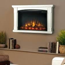 amazing realistic electric fireplace for realistic electric fireplaces inch recessed electric fireplace front vent wall mount