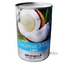 Kokosmilch fett