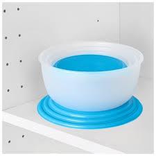 Купить <b>IKEA</b> Набор контейнеров <b>Реда</b> 70246471 белый/голубой ...