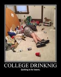 Stereotypical Thoughts about College Drinking | The Thirstiest Turtles via Relatably.com