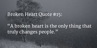 Quotes About Being Broken Hearted Enchanting 48 [BEST] Broken Heart Quotes With Images Mar 48 UPDATE