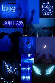 Dark Blue Aesthetic Backgrounds