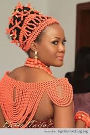 Image result for beads in nigeria