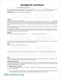 House Rules For Roommates Template Template House Rules For Roommates Roommate Contract Free