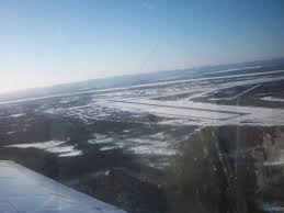 Atlantic Ferry Flights Via Goose Bay Airport Cyyr
