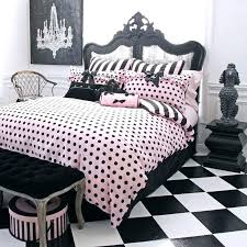 black white pink bedding pink bedroom decor black and white rug idea room views teen bedding