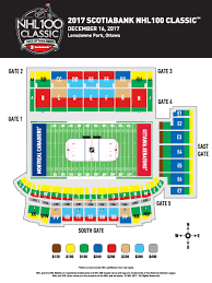 Ottawa Senators Seating Chart Montreal Ottawa Outdoor Game Price Chart X Post From R
