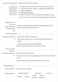 How To Fill Out A Resume Simple Filling Out Resume Objective On How