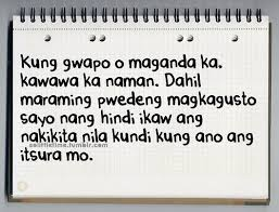 Quotes About Love Facebook - Facebook Tagalog Quotes Status