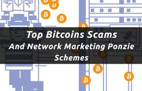 Top Mlm Marketing amp; Scams Schemes Network Bitcoin Ponzi Pyramid vSarvq