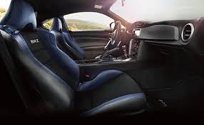 2015 subaru brz interior.  Interior 2015 Subaru BRZ Aozora Edition  Performanceinspired Interior With Brz U