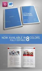 Proposal Layouts Amazing 48 Best Business Proposal Templates In InDesign PSD MS Word