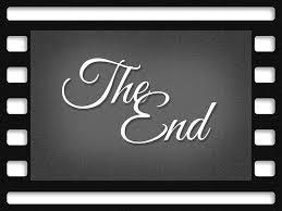 """Résultat de recherche d'images pour """"the end"""""""