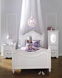 Najarian Furniture Duchess Twin Bed - White | Arya's Room | Girls ...