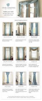 style on a budget curtains curtaintricks