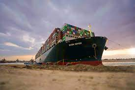 Latest Ever Given Refloating Attempt Postponed