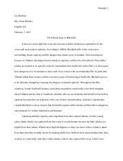 bak in his research paper escaping the jaundiced eye foucauldian 5 pages lia brantley paper