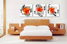 cheap wall art print three panel flowers painting canvas printing red black wooden comfortable mattres with on cheap canvas wall art prints with wall art best gallery cheap wall art prints cheap framed wall art