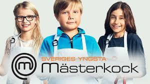 Bildresultat för sveriges yngsta mästerkock