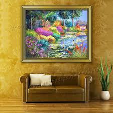 high quality handmade large canvas paintings knife painting modern wall art picture home decoration oil paintings no frame in painting calligraphy from