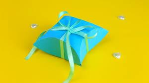 <b>Подарочная</b> коробочка в стиле Тиффани своими руками - YouTube