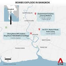Image result for bombs in bangkok images