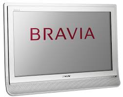 sony bravia tv 2008. the new sony bravia - angle view tv 2008 k