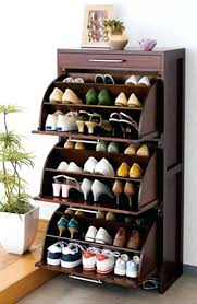 Fabulaire Shoes Rack Room Zan Racks For Closets Shoe Ideas Closet