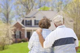 Image result for old couple home