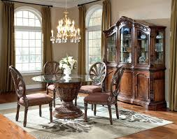 round dining room sets for 4. Traditional Classic Wood Elegantly Carved And Detailed, Dining Room Set 4 Upholstered Seat Side Chairs Round Sets For