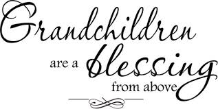 Quotes About Grandchildren Enchanting Items Similar To Quote Grandchildren Are A Blessing Special Buy
