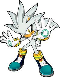 Silver The Hedgehog Sonic The Hedgehog