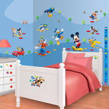 Mickey Mouse Bedroom Curtains Disney Mickey Mouse 58 Walltastic Stickers Great Kidsbedrooms