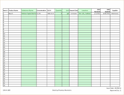 Clothing Inventory Spreadsheet Nail Polish Inventory Spreadsheet Twables Site