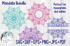 Thousands of unique mandala svg designs at your finger tips. Free Mandala Svg Bundle Crafter File 3d Svg Cut Files For Cricut Silhouette And More
