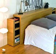 Diy Shelf Headboard Diy Storage Headboards Headboards With Storage