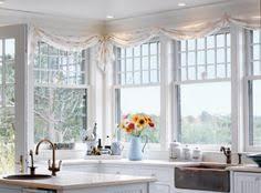 Attractive Swag Window Treatment With Starfish Coastal Style, Beach Cottage Style,  Modern Coastal, Coastal