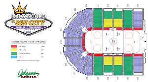 La Crosse Center Seating Chart Ticketmaster Dive In To Sin City San Diego Seals Lacrosse