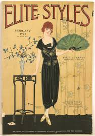 1920s Fashion Elite Styles 1920 02 February By 1920s Fashion On Oldimprints Com
