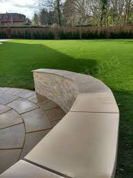 stone cladding with curves norstone