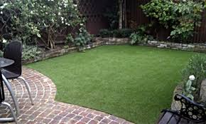 small backyard landscaping no grass