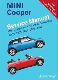 mini cooper service manual mini cooper 2002 2006 service manual pdf scr1