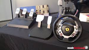 Key features replica ferrari 458 italia wheel tx racing wheel servo base.experience with the tx racing wheel ferrari 458 italia edition from thrustmaster. Thrustmaster Tx Racing 458 Italia Wheel And Tx 300 Pedals First Images Inside Sim Racing