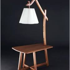 floor lamp end table brilliant table lamps wood side table with built in lamp end lights